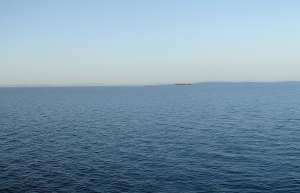 Baku to Turkmenbashi – 3 days on a leaky boat