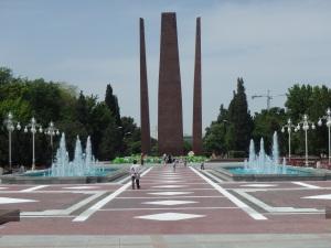 War Memorial in Ashgabat